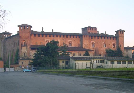 Castello bolognini di sant 39 angelo lodigiano guida turistica - Piscina s angelo lodigiano ...