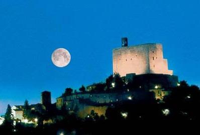 la Rocca di Montefiore Conca